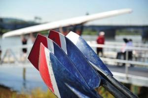CRC oars
